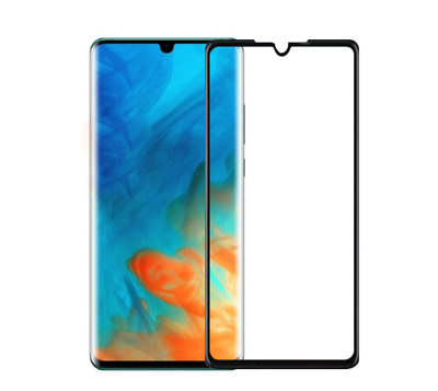 100% Full Tempered Glass Screen Protector for Huawei P30/P30 Lite/P30 Pro