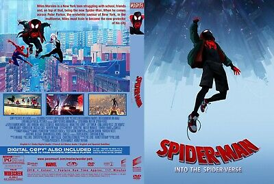 Spider-Man: Into the Spider-Verse (2018) DVD