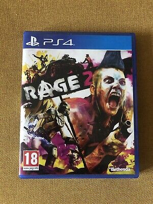Rage 2 *PS4* *Excellent Condition*