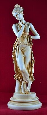 Persephone Goddess Queen of the Underworld patina statue 10 inches free shipping