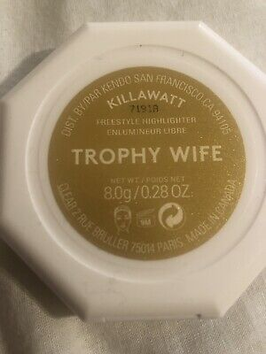 fenty beauty highlighter trophy wife BEEN USED ONCE!