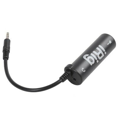 Guitar Interface IRig Converter Replacement Guitar for Phone New C5S9