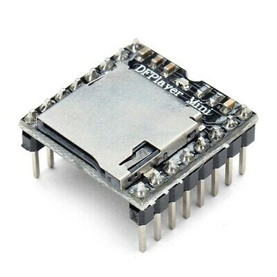 DFPlayer Mini MP3 Player Module For Arduino Black K3C2