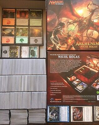 Lote 500 Cartas Magic The Gathering (Mtg) Mayoria Tipo Bulk Y Infrecuentes