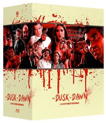 (Presale) From Dusk Till Dawn - Blu-ray Steelbook One-Click Box Set (2019)
