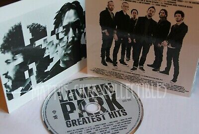 Linkin Park Greatest Hits Best songs Collection Music  2 CD Limited Edition SET