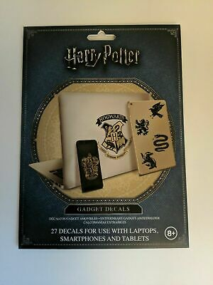 LOT OF 2 Harry Potter Gadget Decals, 27 Decals Great for Laptop, Phone, Tablet
