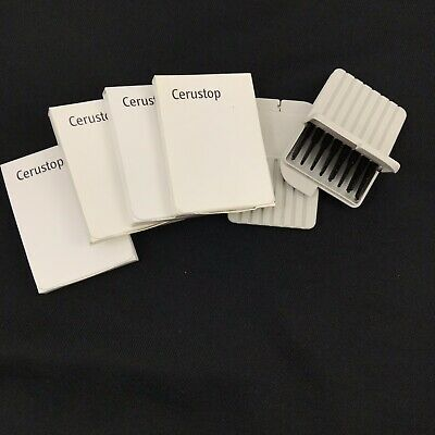 Cerustop Filters 6 Packs Of 8 Filter Resound Unitron Widex Hearing Aid Wax Guard