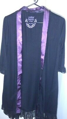 Peter Alexander short slinky gown size small
