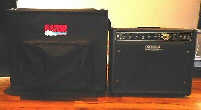 MESA BOOGIE EXPRESS 5:50 Combo Amplifier and Gator Case in excellent condition