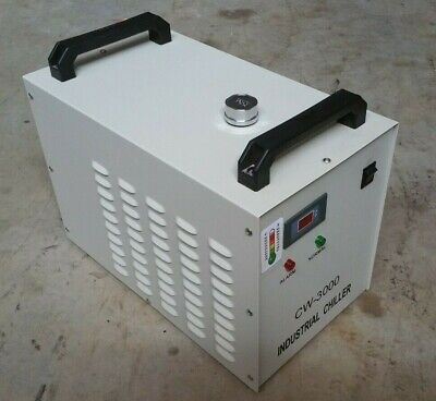 Genuine S&A CW3000 Chiller Laser Engraver CO2 Water Cooled
