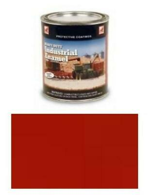 SHN70-0595 One (1) Quart of Ford Bright Red Paint 600 700 800 900 2N 8N 9N NAA