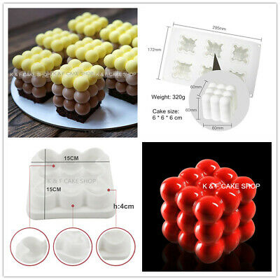 The Cheapest Price Quadrat Silikonform Zauberwürfel Kuchenform Backform Puddingform Schokoladenform Backbleche & -formen Sonstige