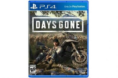 Days gone ps4 playstion 4 AU copy