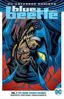 Blue Beetle 1 (Rebirth) - The more things change - TPB (DC Comics) NEW