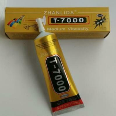 COLLA GLUE Zhalinda T7000 110ml per applicazione vetrino su touchscreen display