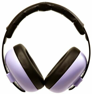 Baby Banz Baby Mini Earmuffs Hearing Protection Purple 3M+ Ear Defenders New