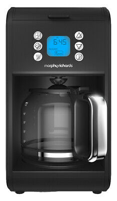 Morphy Richards 162008 Pour Over Filter Coffee Maker, 1.8 L, 900 W with 102030 A
