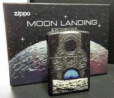 Zippo 50 Years MOONLANDING, Limited Edition (Nr. 13792/14000),  Collectible 2019