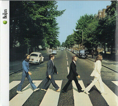 The Beatles - Abbey Road (CD)
