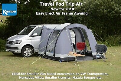 Kampa Travel Pod Trip Air VW - Great value, easy to erect  - VW Transporter