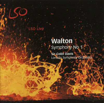 The London Symphony Orchestra - Symphony No 1 (CD)