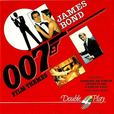 The London Theatre Orchestra - James Bond Film Themes (CD)