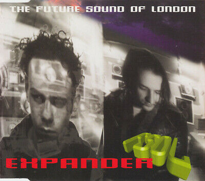 The Future Sound Of London - Expander (CD)