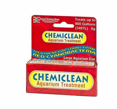 Boyd Chemi-Clean Red Slime Cyanobacteria Remover Triple Threat Treatment 6g