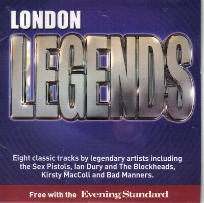 Various - London Legends (CD)