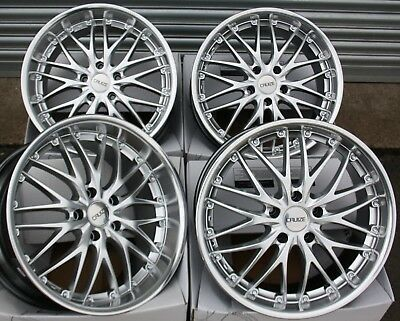 """Alloy Wheels X 4 For Ford Mustang Mitsibushi Gt0 04> 5X114 Only 18"""" Sp 190"""