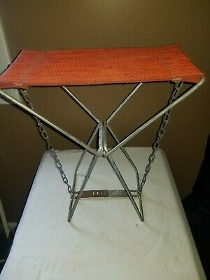 Vintage Small Folding Chair
