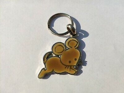 Porte clé Keychain Ø45mm Vache Cow Animal Ferme Zoo Jungle Foret nature