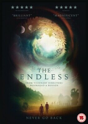 The Endless (DVD, 2017) *NEW/SEALED* 5027035019239, FREE P&P
