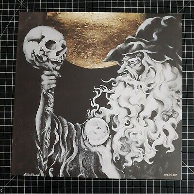 """MERLIN """"The Wizard"""" Alchemy Edition LP THECO-007"""