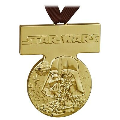 Hallmark Keepsake Ornament Star Wars Medal of Yavin A New Hope 2019 exclusive