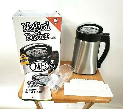 MB2 MB2e New Magical Butter Machine 2 Infuser Oil Maker