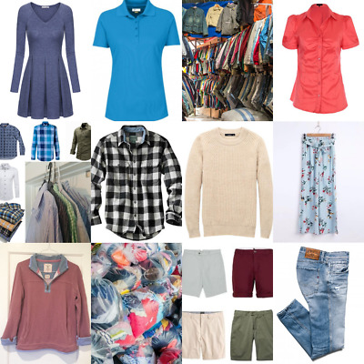 40 kg Job lot wholesale Used adults all seasons clothing mix, Grade A