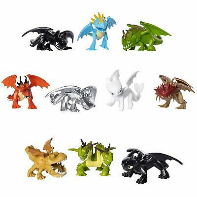 How To Train Your Dragon The Hidden World Mini Mystery Dragons 2 Pack New 2019
