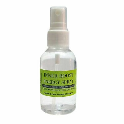 Inner Boost Caffeine Free Energy Spray With Vitamin D