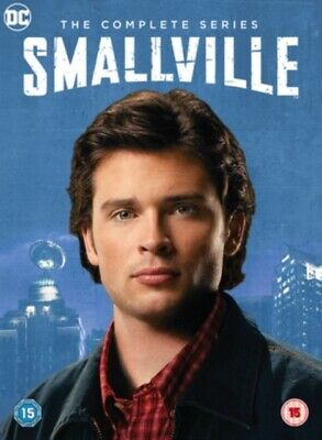 Smallville - Complete Season 1-10 (DVD 60 DISC BOX SET, 2011) *NEW/SEALED*