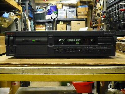 Nakamichi Cassette Deck 2 (Just Serviced, Very Good Condition)