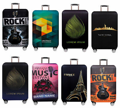 """Travel 18""""-32"""" Luggage Cover Bag Suitcase Case Anti scratch Elastic Trolley Case"""