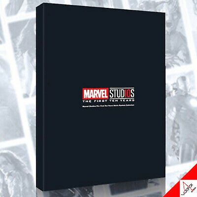 MARVEL STUDIOS Posters MCU-10 Years Anniversary Play-off Posters/ 100% Authentic