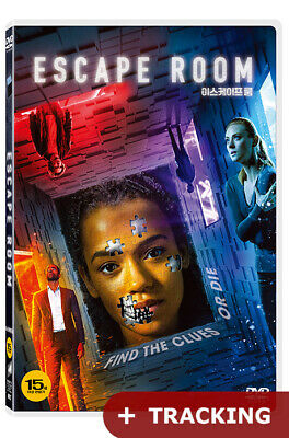Escape Room - DVD (2019) / Adam Robitel, Taylor Russell
