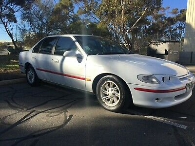 4.9 Litre V8 EF FORD FALCON with XR8 Upgrades