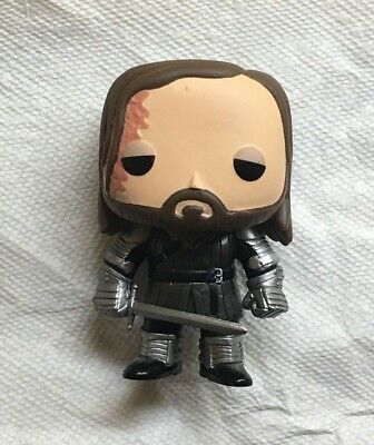 Funko POP Loose The Hound Retired/Vaulted Game of Thrones Vinyl Figure # 31