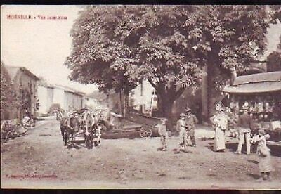 Cpa  --  Hoeville  Vue Interieure  Tres Animee  263A