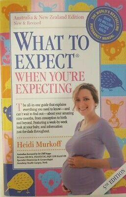 NEW What to Expect When You're Expecting By Heidi Murkoff Paperback