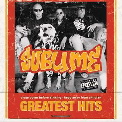 Sublime Greatest Hits Vinyl LP NEW sealed